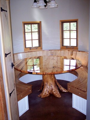 How To Build A Custom Table Booth For Your Kitchen