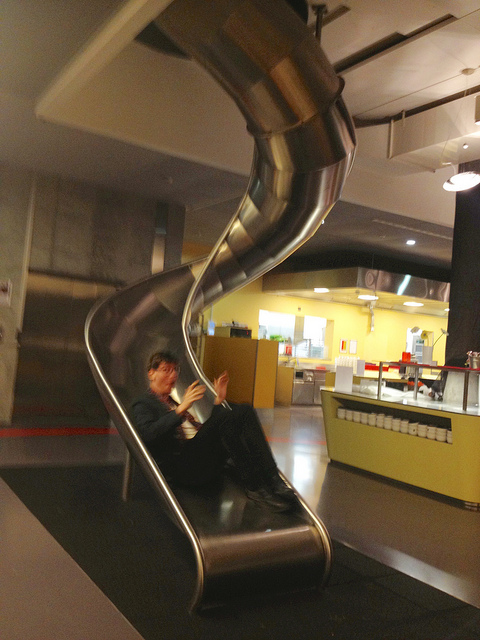 Awesome Indoor Slide For Home Photos - Interior Design Ideas ...