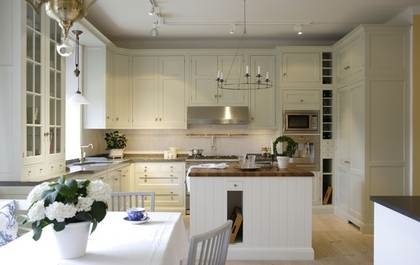 Choosing kitchen typediy guides for Cathedral arch kitchen cabinets
