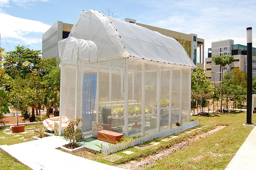 how to build a green house diy guides