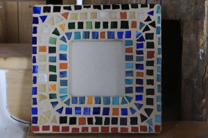 How To Make A Mosaic Mirror Diy Guides
