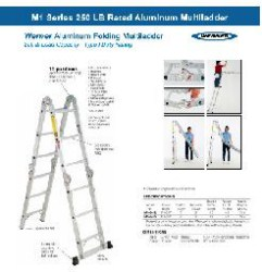 Articulated ladder - www.mysidingtools.com [Desktop Resolution]