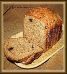Cinnamon and raisin fruit loaf - www.flickr.com [Desktop Resolution]