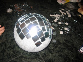 How To Make A Disco Ball Out Of Old Cdsdiy Guides