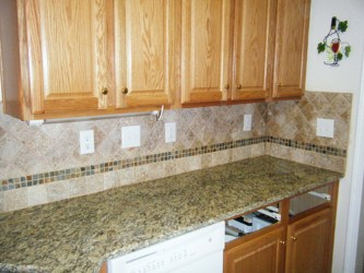 Kitchen Backsplash Border how to create tile patterns for kitchen backsplashesdiy guides