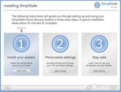 Review Of Simplisafe Security Systemdiy Guidesdiy Guides