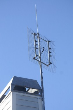 how to build a fractal digital tv antenna