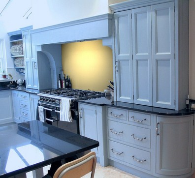 How To Paint A Kitchen In Blue Delft Colorsdiy Guidesdiy