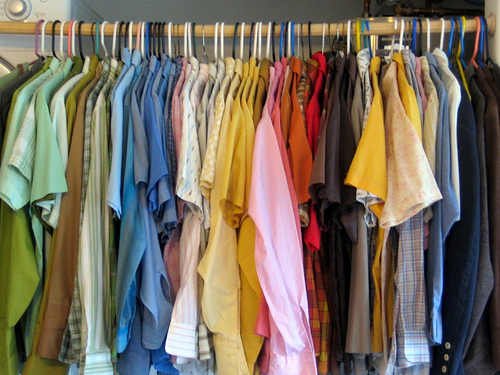Learn How To Dry Clothes On Hangersdiy Guidesdiy Guides